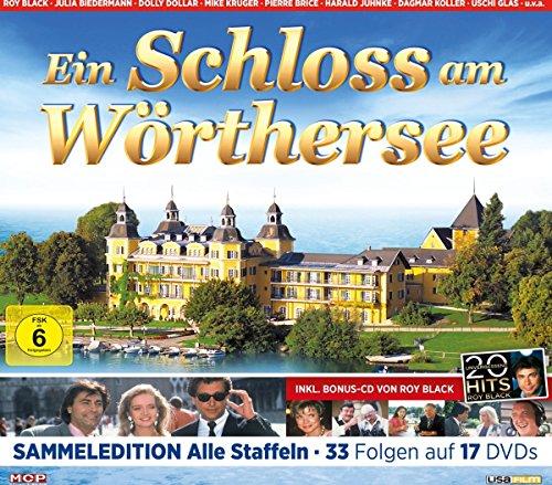 Ein Schloss am Wörthersee Sammeledition (inkl. Bonus-CD) (17 DVDs)