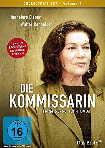 Die Kommissarin Vol. 5 (Folge 53-66) (4 DVDs)