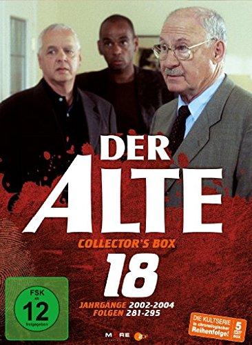 Der Alte Collector's Box Vol.18, Folge 281-295 (5 DVDs)