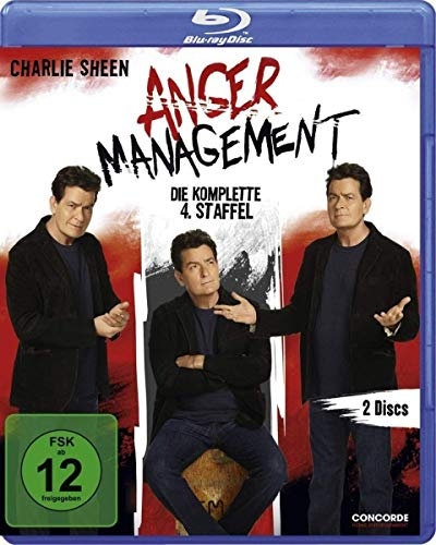 Anger Management Staffel 4 [Blu-ray]