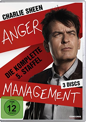 Anger Management Staffel 5 (3 DVDs)