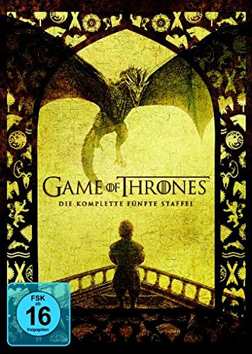 Game of Thrones Staffel 5 (5 DVDs)