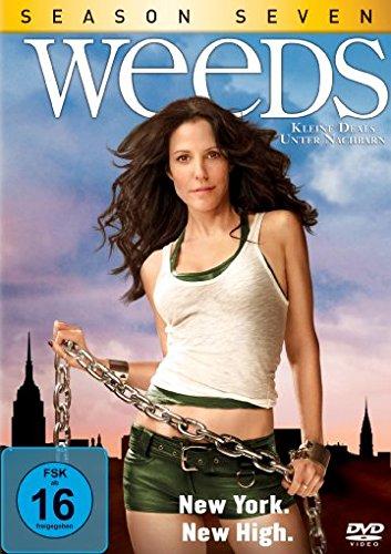 Weeds - Kleine Deals unter Nachbarn, Season 7 (3 DVDs)
