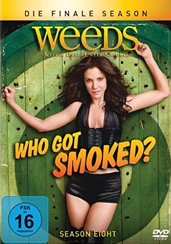 Weeds - Kleine Deals unter Nachbarn, Season 8 (3 DVDs)