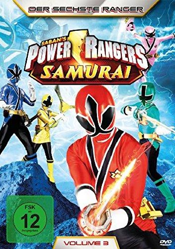 Power Rangers Samurai Vol. 3: Der sechste Ranger