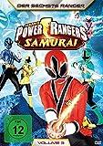 Power Rangers Samurai - Vol. 3: Der sechste Ranger