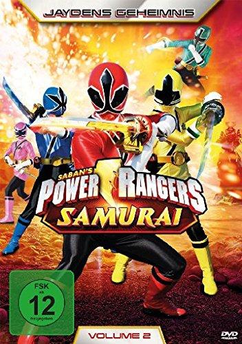 Power Rangers Samurai Vol. 2: Jaydens Geheimnis