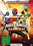 Power Rangers Samurai - Vol. 2: Jaydens Geheimnis