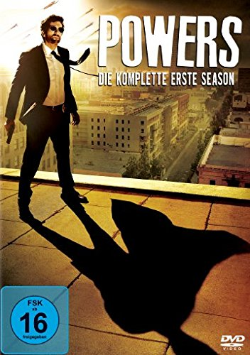 Powers: Rollenspiel (Band 2)