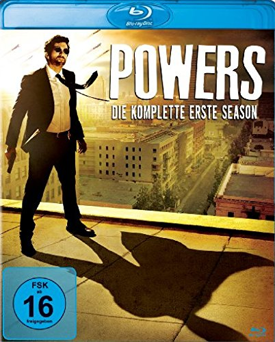 Powers: Powers: Wer ermordete Retro Girl?