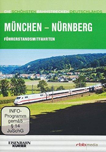 Die schönsten Bahnstrecken Deutschlands: