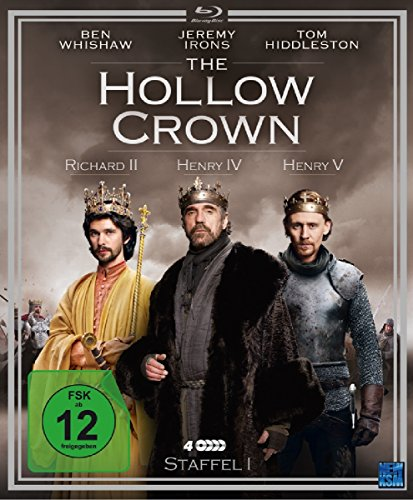 The Hollow Crown Staffel 1 [Blu-ray]