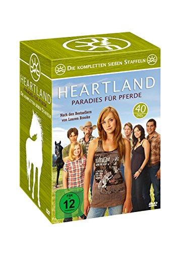 Heartland - Paradies für Pferde: Staffel   1-7 (40 DVDs)