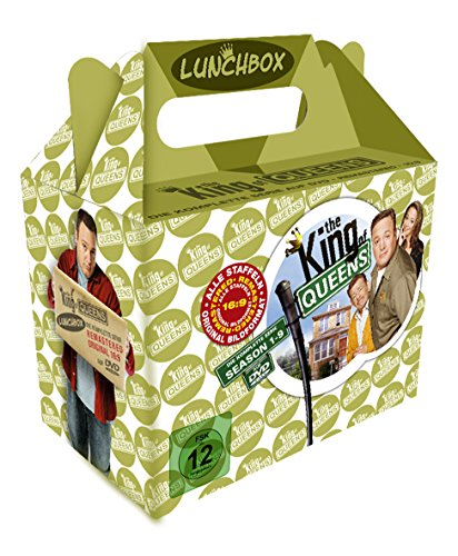 King of Queens Die komplette Serie in der Lunchbox (36 DVDs)