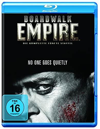 Boardwalk Empire Staffel 5 [Blu-ray]
