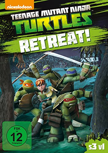 Teenage Mutant Ninja Turtles Retreat!