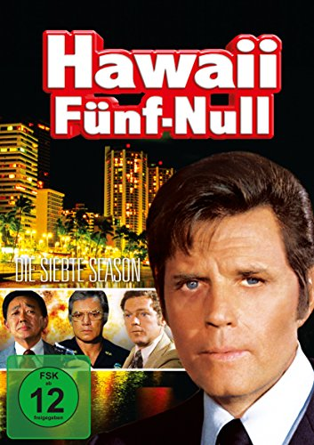 Hawaii Fünf-Null Staffel  7 (6 DVDs)