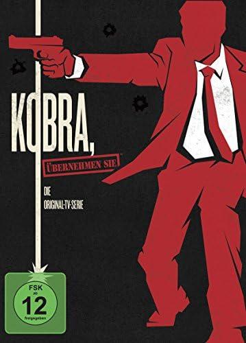 Kobra, übernehmen Sie! Die komplette Serie (46 DVDs)