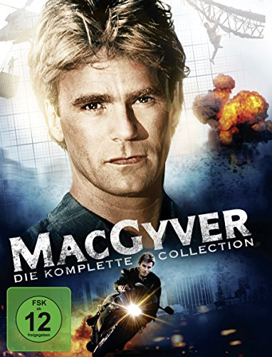MacGyver Die komplette Collection (38 DVDs)