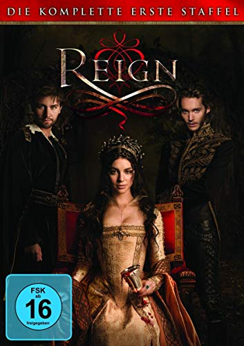 Reign Staffel 1 (5 DVDs)