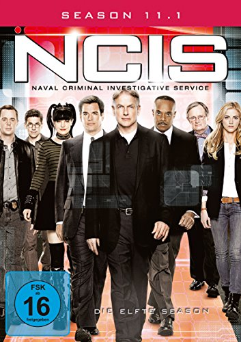 Navy CIS Season 11, Vol. 1 (3 DVDs)