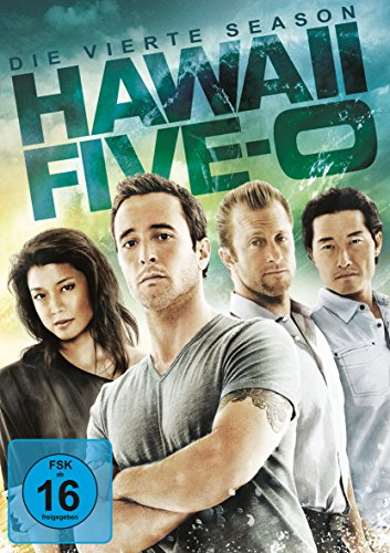 Hawaii Five-0 Season 4 (6 DVDs)