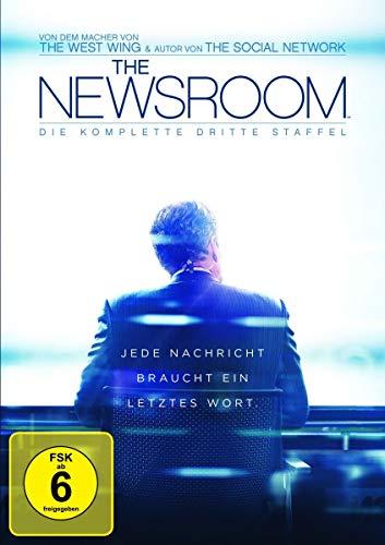 The Newsroom Staffel 3 (2 DVDs)