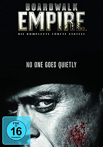 Boardwalk Empire Staffel 5 (3 DVDs)