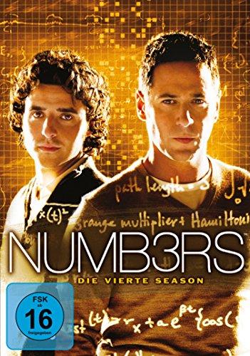 Numbers Season 4 (5 DVDs)
