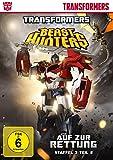 Transformers Prime - Beast Hunters: Staffel 3, Teil 2: Auf zur Rettung! (2 DVDs)