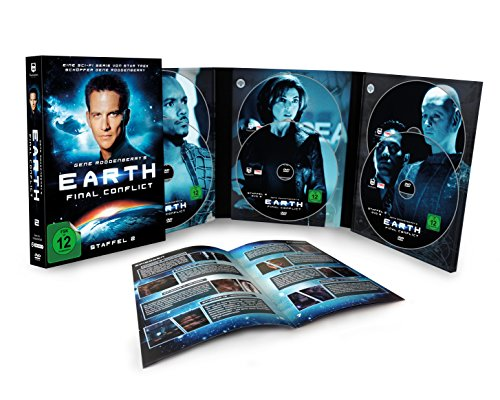 Gene Roddenberry's Earth Final Conflict Staffel 2 (Limited Edition) (6 DVDs)
