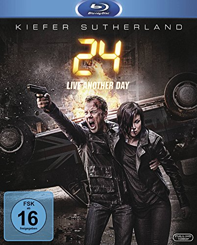 24 Season 9: Live Another Day [Blu-ray]