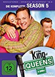 King of Queens - Staffel 5 (Remastered) (4 DVDs)