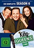 King of Queens - Staffel 6 (Remastered) (4 DVDs)