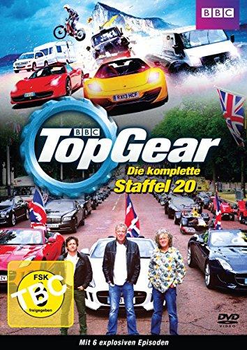 Top Gear Staffel 19 (2 DVDs)