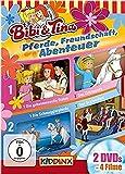 Bibi und Tina - Pferde, Freundschaft, Abenteuer (2 DVDs)
