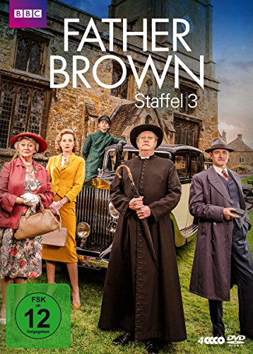 Father Brown Staffel 3 (4 DVDs)