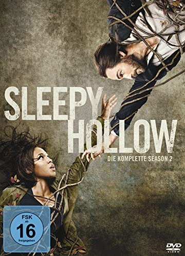 Sleepy Hollow Season 2 (5 DVDs)