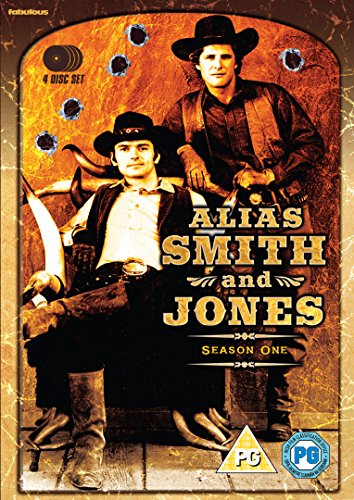 Alia Smith And Jones - Series 1 (4 DVDs)