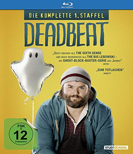 Deadbeat Staffel 1 [Blu-ray]