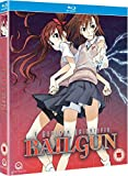 A Certain Scientific Railgun - Season 1 (Episodes 1-24) [Blu-ray]