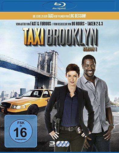 Taxi Brooklyn Staffel 1 [Blu-ray]