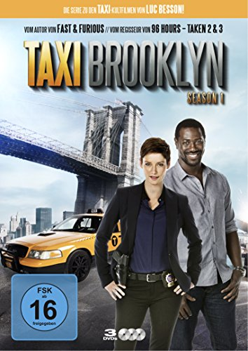 Taxi Brooklyn Staffel 1 [Blu-ray]