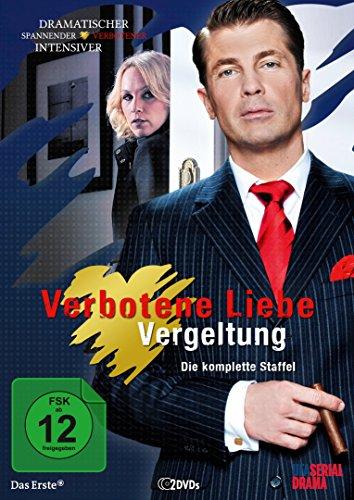 Verbotene Liebe Vergeltung: Die komplette Staffel (2 DVDs)
