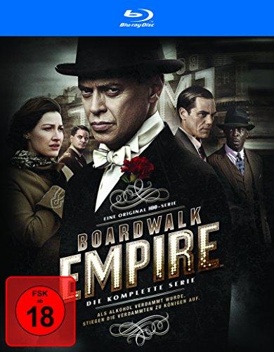 Boardwalk Empire Komplettbox (Limited Edition) [Blu-ray]