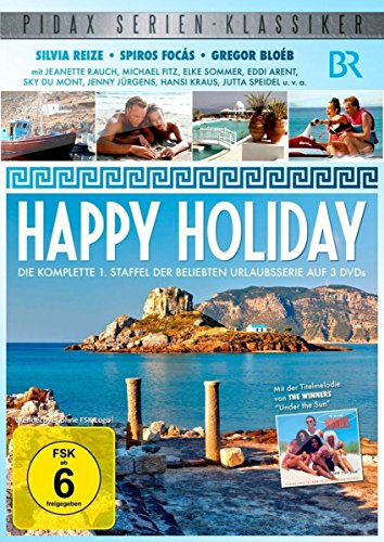 Happy Holiday - Staffel 1 (3 DVDs)