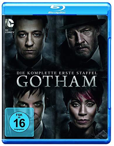 Gotham Staffel 1 [Blu-ray]