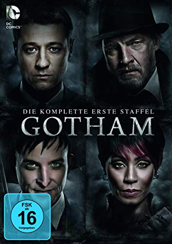Gotham Staffel 1 (6 DVDs)