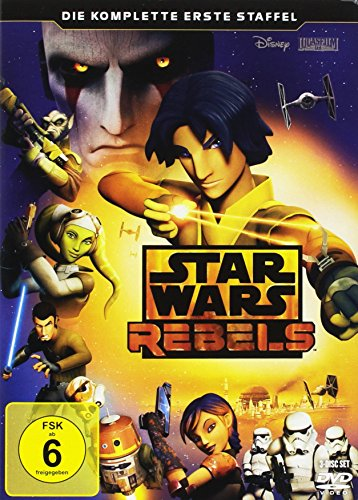 Star Wars Rebels - Staffel 1 (3 DVDs)