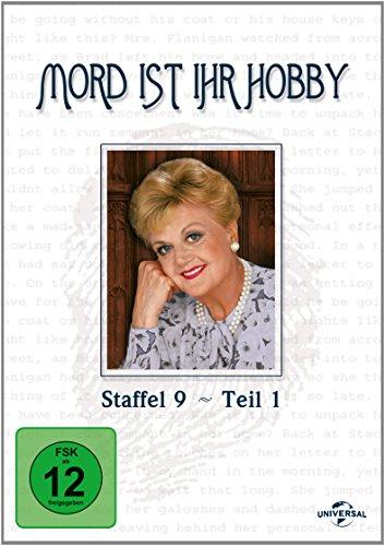 Mord ist ihr Hobby Staffel  9/Teil 1 (3 DVDs)